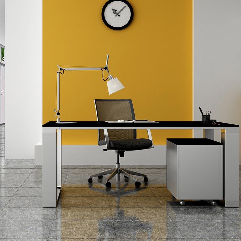 Sedia ufficio colorata